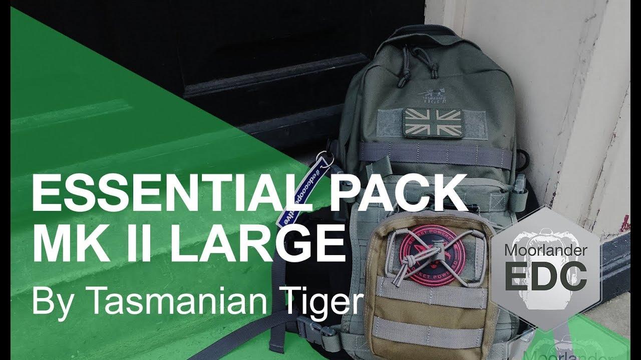 Tasmanian Tiger Essential MKII Mochila