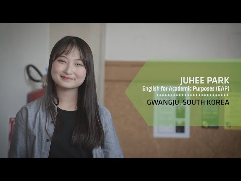 Short Term Programme Student: Juhee Park from South Korea
