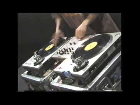 DJ Yoshi - Turntable Wizardry