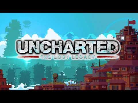 Uncharted: Утраченное наследие [На харде] #2