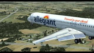 FSX Movie | Step to the Flight | 200 Subs Special