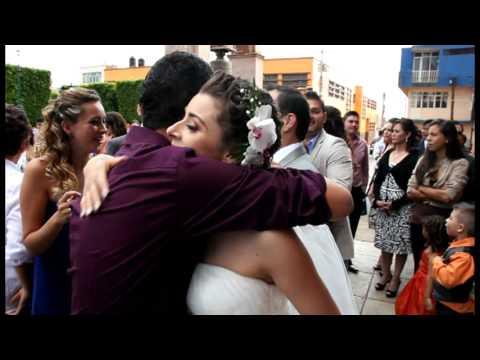 Boda Norma Lozano y Eduardo Torres. Video Clip