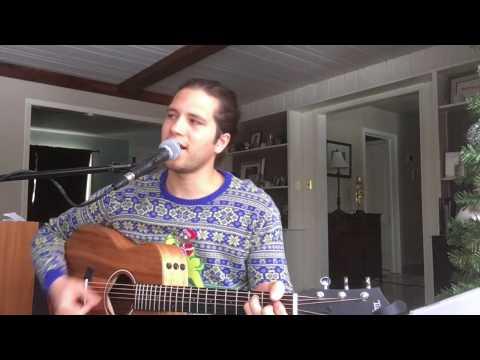 Santa Baby - Michael Buble (Live Cover by Drew Machak)