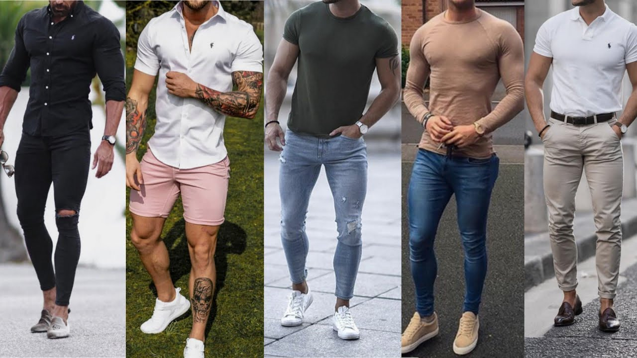 Summer fashion outfit ideas for Men's | summer fashion 2019