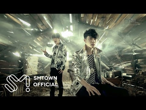 EXO-K (+) What Is Love -Korean ver.-