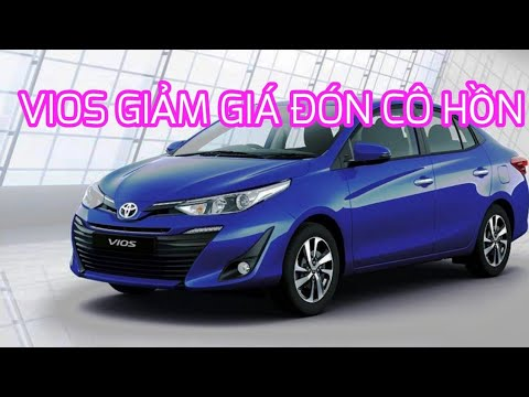 Tháng 8 Toyota Vios tiếp tục chạm đáy mới