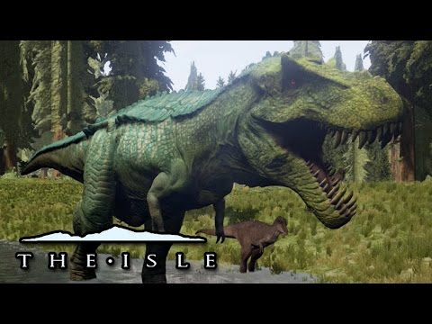 Hypo Rex Is Always Hungry! - The Isle