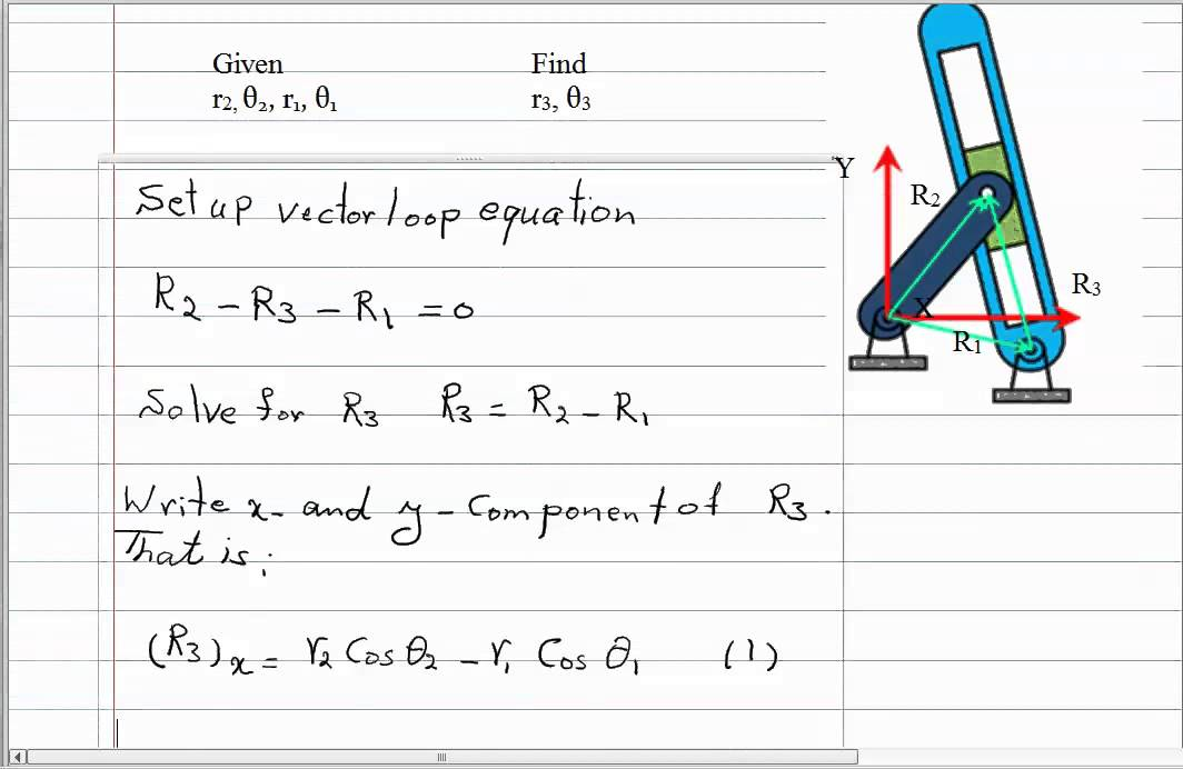 IES/GATE  Inversion of Single Slider Crank Mechanism ...