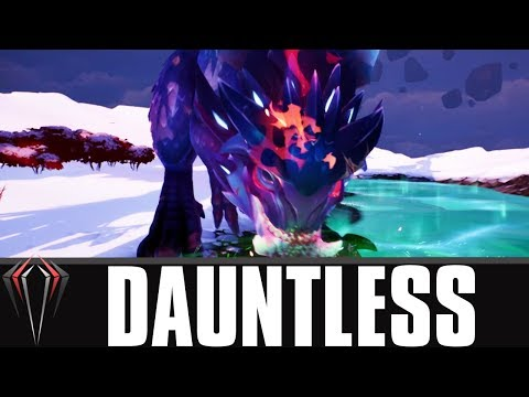 DAUNTLESS CLOSED BETA: ONE HELL OF A REUNION