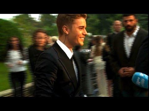 Nach Eierwurf: Justin Bieber zu Anti-Wut-Therapie verdonnert