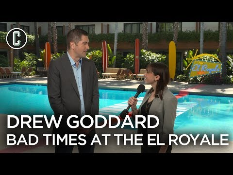 Drew Goddard Talks Bad Times at the El Royale Mp3