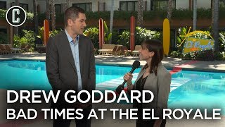 Drew Goddard Talks Bad Times at the El Royale