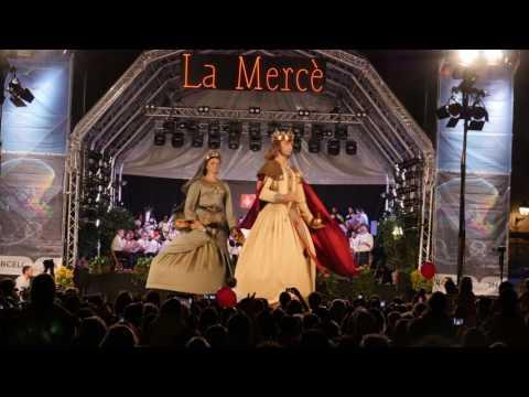 Per la Mercè, la cultura popular de la ciutat es vesteix de gal·la
