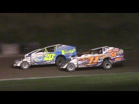 Sportsman Feature | Genesee Speedway | 7-6-17