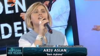ARZU ASLAN-BEN AŞKINA-(2.VİDEO)-(20-02-2013-TV 2000-HER İLDEN HER TELDEN)-TÜRK MEDYA SUNAR. Resimi