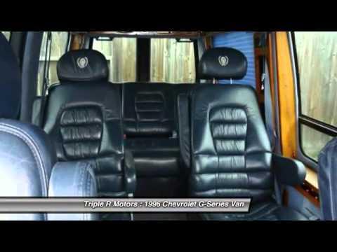1996 Chevrolet G-Series Van G10 Corpus Christi TX 78404