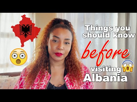 Things you should know before visiting Albania 2021  Tirana travel tips  How safe is the country? 
