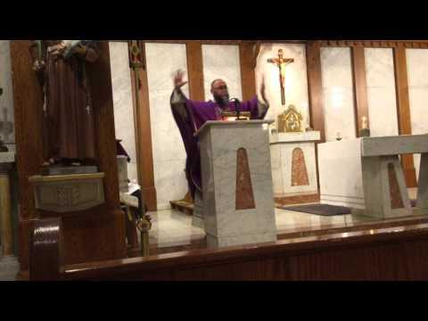 OLMC 2016 Mission  Monday Feb 15  Fr David Engo