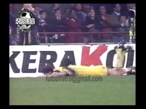 Parma 1 vs Juventus 1 Final Copa UEFA 1995 FUTBOL RETRO TV