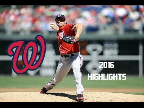 Max Scherzer | 2016 Highlights