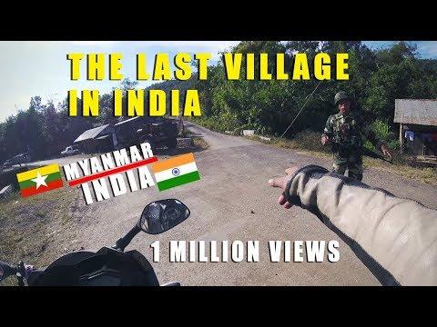 INDIA MYANMAR BORDER ARMY CHECK POST   TIDDIM ROAD (TEDIM ROAD), BEHIANG