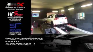 Golf 7 GTI Dyno Run .....without any comments ;)