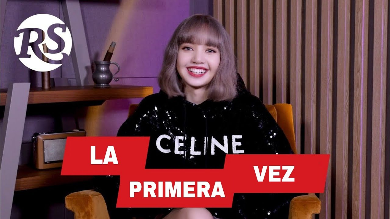 [SUB ESPAÑOL] Lisa de BLACKPINK.  Su primera presentación, vivir en Corea y más   Rolling Stones