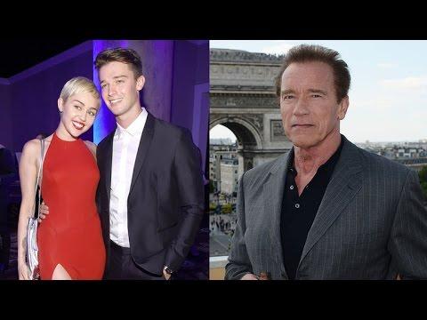 Arnold Schwarzenegger Says Miley Cyrus Gets Bad Rap, Calls Her 'Fantastic Person'