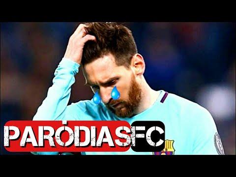 ♫ THE BEST: MESSI FORA DA DISPUTA | Paródia Não Fala Não Pra Mim - Humberto e Ronaldo