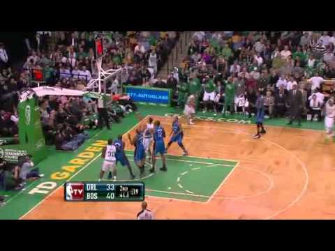 [NBA Season 11-12] Orlando Magic vs Boston Celtics (23/1/2012)