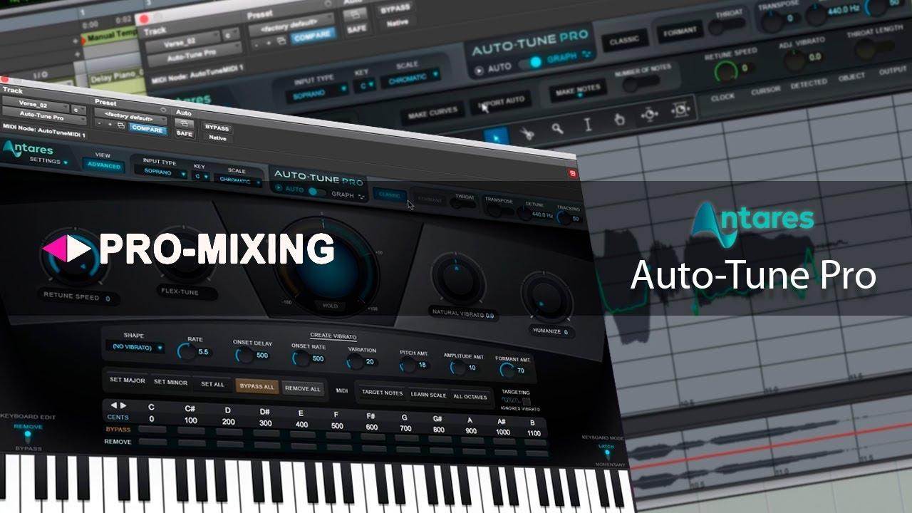 Autotune Pro