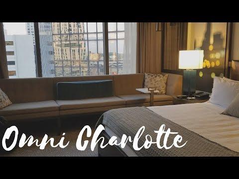 Omni Charlotte Hotel - Hotel Review
