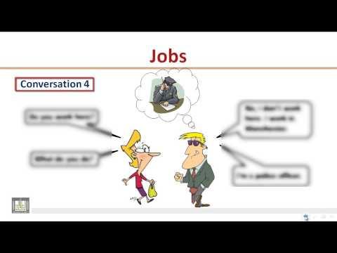 LISTENING - Jobs