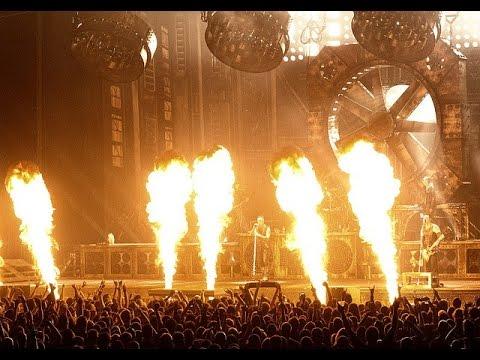 Rammstein  North America Tour 2012 [TRAILER]