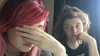 WE CANT VLOG ANYMORE AND WE DIED | Carly & Erin Vlogs