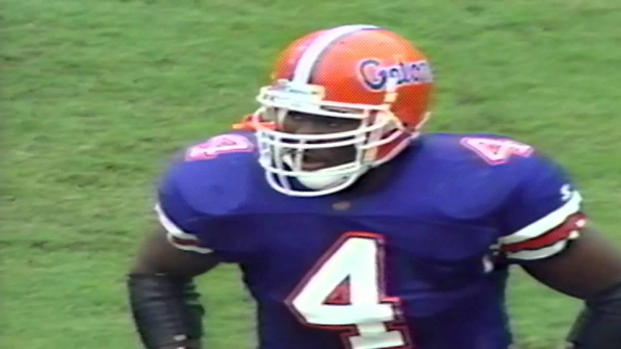 1993 FSU's Warrick Dunn 80 YD Winning TD Against Gators