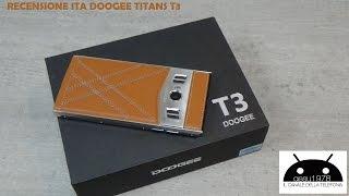 DOOGEE TITANS T3 il telefono di lusso?