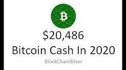 Bitcoin Cash to $20K?