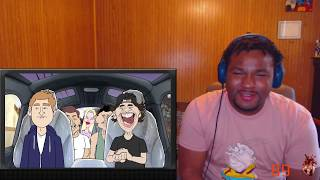 @MeatCanyon I BOUGHT MY FRIEND HIS DREAM CAR!! #BLESSED (REACTION)