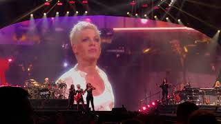 Pink Perfect - P NK Beautiful Trauma Tour - Indianapolis March 17, 2018.mp3
