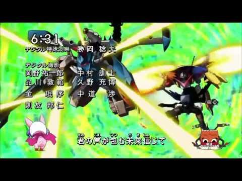 Digimon Xros Wars 2 hindi song