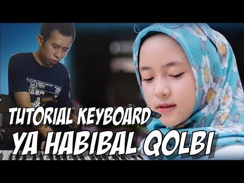 Tutorial Keyboard Ya Habibal Qolbi