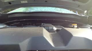 Стук двигателя при запуске (Subaru Forester SJ, 4-ое поколение, мотор FB25, снаружи)