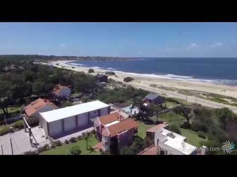 Video aéro del Balneario San Francisco, Piriápolis, Uruguay Desde Lo Alto