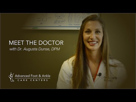 Dr  Augusta Dunse | Advanced Foot & Ankle