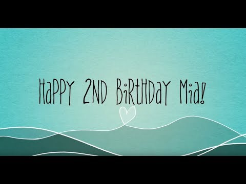 Mia's 2nd Birthday Pawty! | Mia the Alaskan Klee Kai
