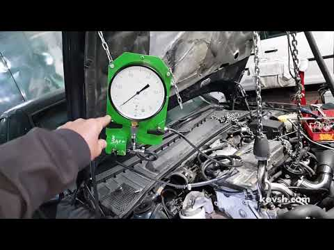 Фото к видео: Причины подсоса воздуха на Opel Vectra B 2.2d (Y22DTR ТНВД VP44) о которой многие не знают