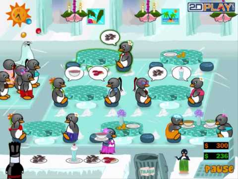 penguin diner two