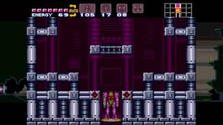 Super Metroid Randomized [3]: J.O. Association