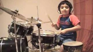Baixar Born to be Wild - Raghav 5 year old drummer